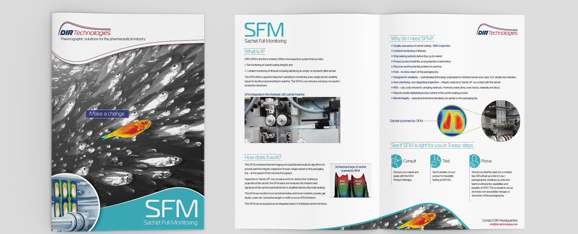 Dir Technologies Brochure