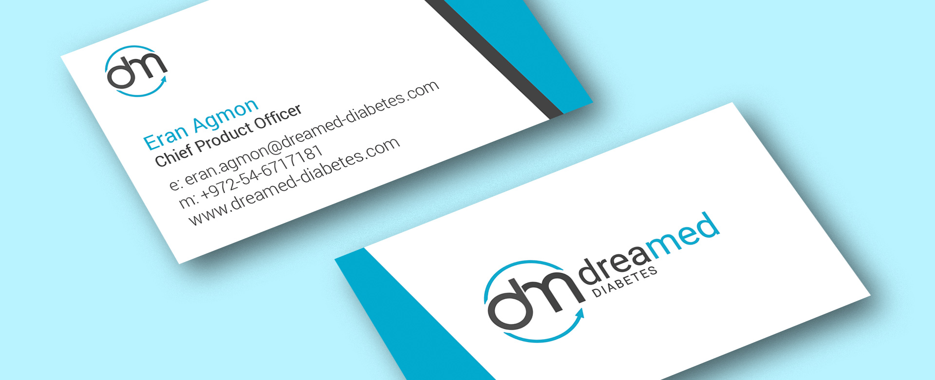 Dreamed business card