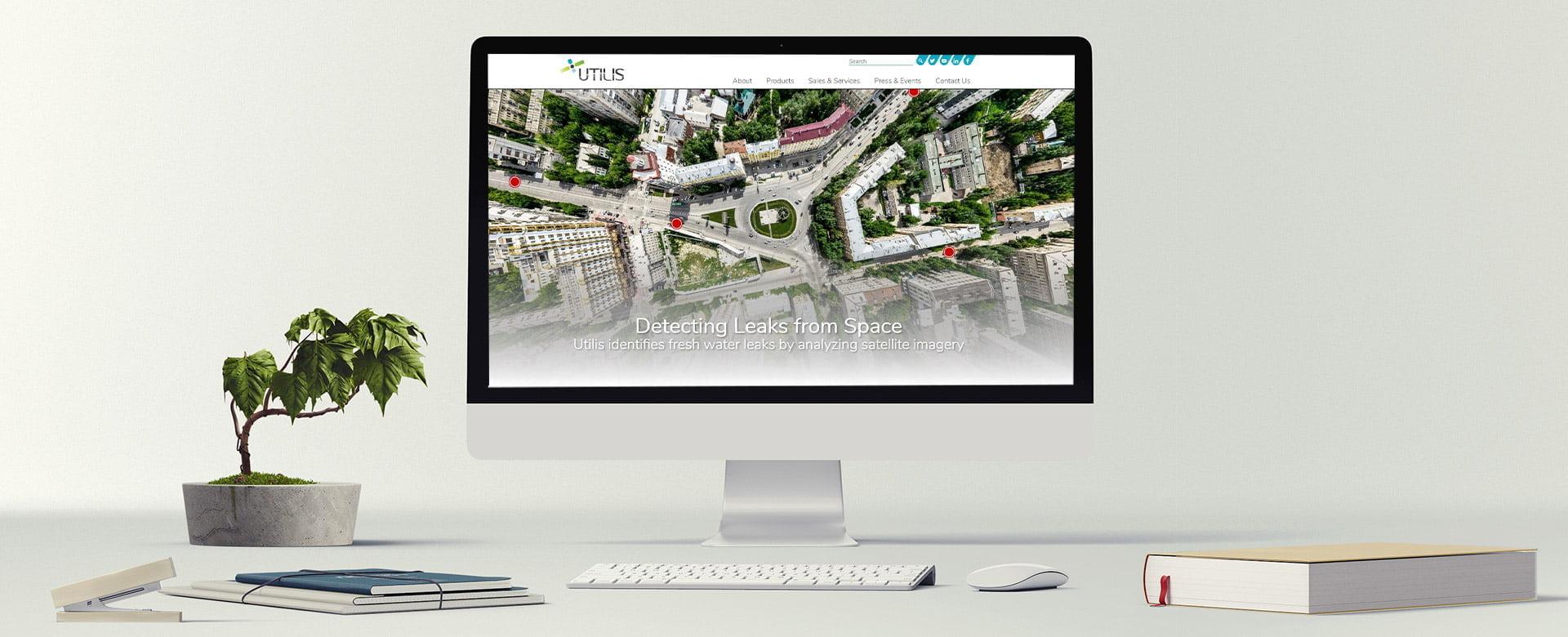 Utilis website