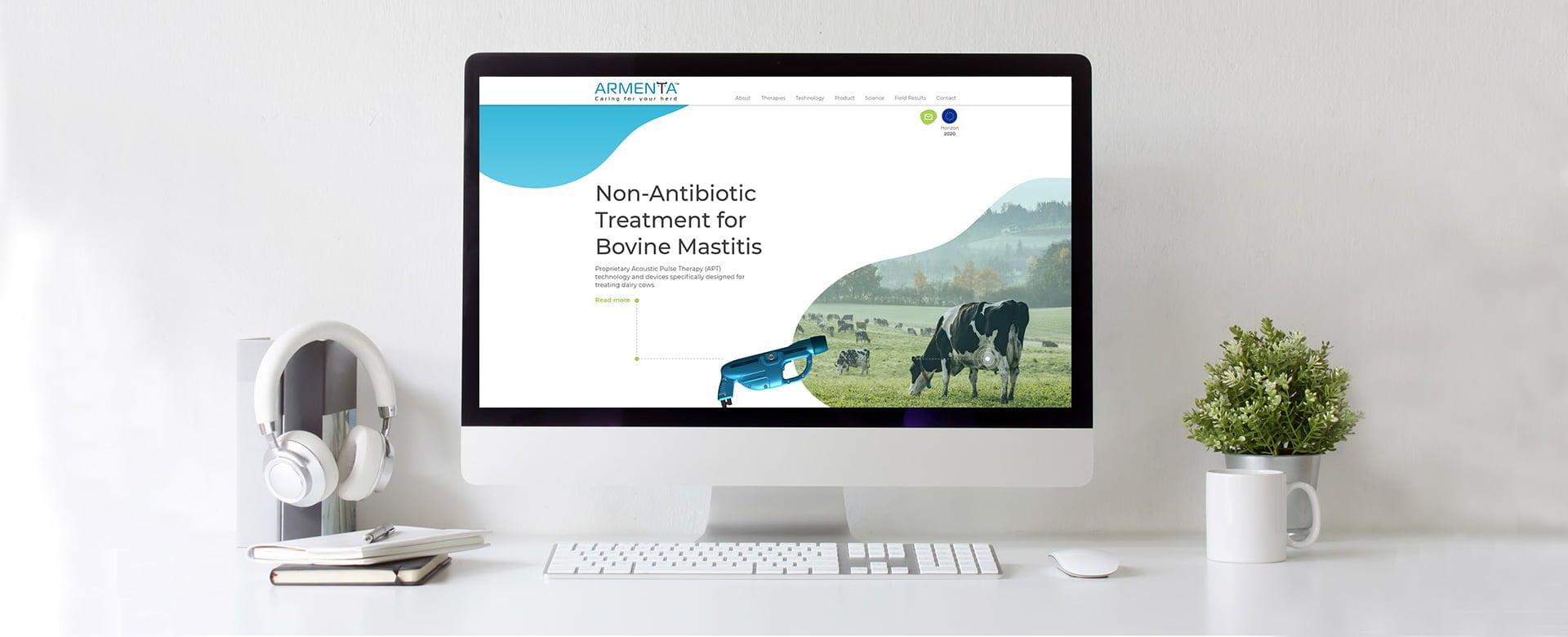 Armenta Website 1